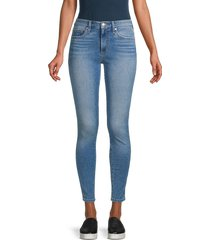 joe's jeans women's mid-rise skinny ankle jeans - sarina - size 27 (4)