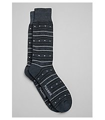 jos. a. bank fair isle wool blend socks