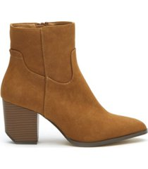matisse coconuts by matisse amie bootie women's shoes