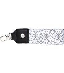 llavero straps urbano blanco zappa