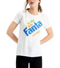 lucky brand fanta graphic t-shirt