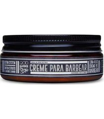 creme de barbear qod barber shop - 130g