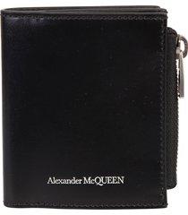 alexander mcqueen mini wallet