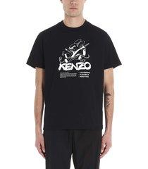 kenzo capsule chinese new year t-shirt