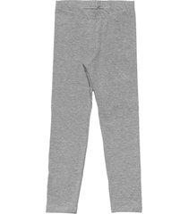 legging livy inverno cotton mescla - cinza - menina - dafiti