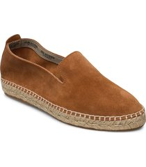 espadrille flat sandaletter expadrilles låga brun ilse jacobsen