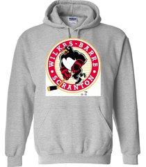 00600 hockey american league wilkes-barrescranton penguins hoodie