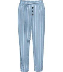 pantaloni in felpa a vita alta (blu) - rainbow