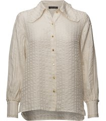 berti blouse lange mouwen crème stella nova