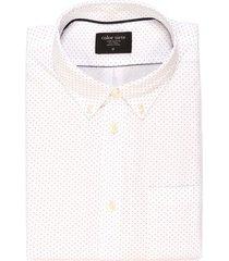 camisa murray para hombre - blanco