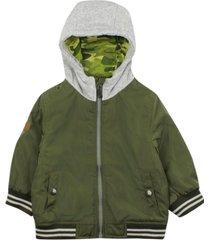 chaqueta bomber savage verde ficcus