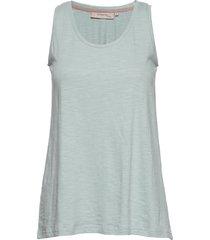 top t-shirts & tops sleeveless blå noa noa