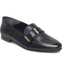 happy metal loafers låga skor svart zadig & voltaire