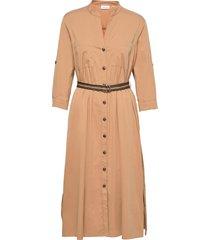 dress woven fabric dresses shirt dresses beige gerry weber