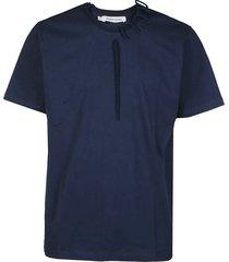 craig green blue cotton t-shirt