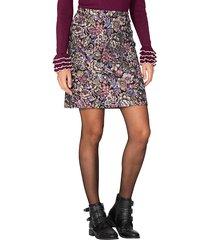 kjol amy vermont flerfärgad