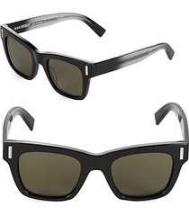 boucheron 49mm square sunglasses
