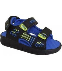 sandalia azul addnice niños funny store