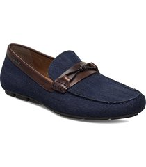 barthes shoes business loafers blå aldo