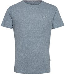 tee t-shirts short-sleeved blå blend