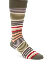 men's pantherella multi stripe socks