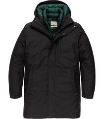 cast iron cja206106 999 long jacket ram rod parka 2.0 black