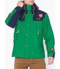 polo ralph lauren anorak unlined jacket jackor multi