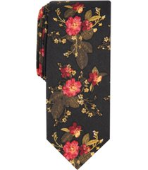 bar iii men's painted poppy tie, created for macy's