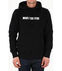 1017 alyx 9sm black logo sweatshirt