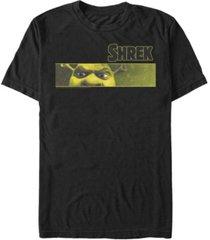 fifth sun shrek men's ogre eye's short sleeve t-shirt