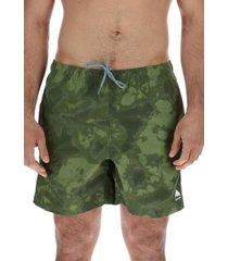 traje de baño hombre boardshort verde burton