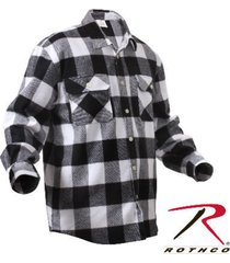 blue red green white yellow black buffalo plaid heavyweight cotton flannel shirt