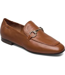 shoes 2514 loafers låga skor brun billi bi