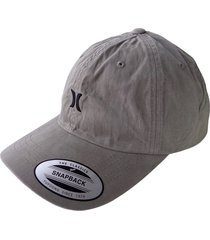 gorra para hombre hurley-caqui