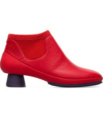 camper alright, botines mujer, rojo , talla 41 (eu), k400218-015