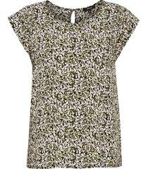 opus blouse met print fannie abstract