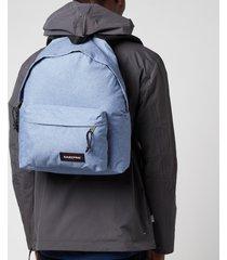 eastpak men's padded pak'r backpack - crafty denim