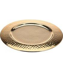 patera talerz złota 32 cm