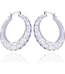 nanette lepore extra celestial hoop earrings
