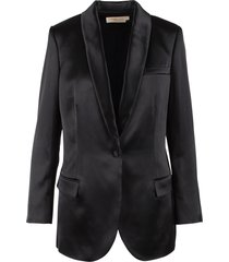 tory burch triacetate blazer