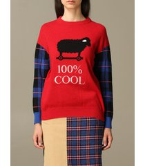 boutique moschino sweater pullover 100% cool boutique moschino in wool and cashmere