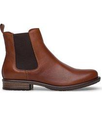 biadanelle chelsea boot shoes chelsea boots brun bianco
