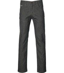jac hensen broek - modern fit - grijs