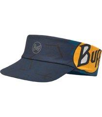 viseira buff pack run visor helix ocean - azul - dafiti
