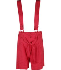 isabel marant flink shorts