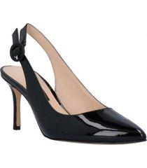 zapato mabry negro mujer nine west