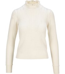 see by chloé see by chloe underpinning sweater