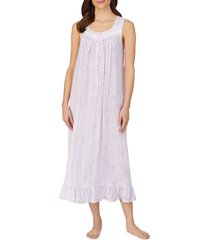 women's eileen west ballet nightgown, size x-small - white