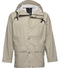 sarek 72 rain men outerwear rainwear rain coats beige tretorn
