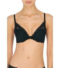 natori intimates feathers maternity bra, women's, cotton, size 36b